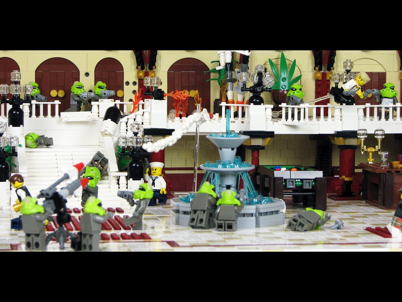 Lego El Quinto Elemento - 1