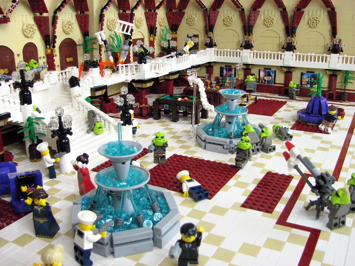 Lego El Quinto Elemento - 10