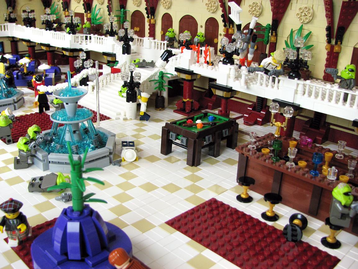 Lego El Quinto Elemento - 11