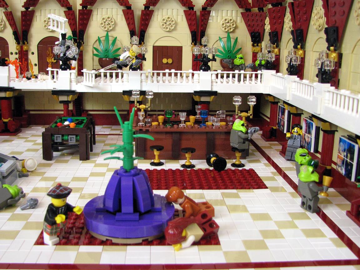 Lego El Quinto Elemento - 12