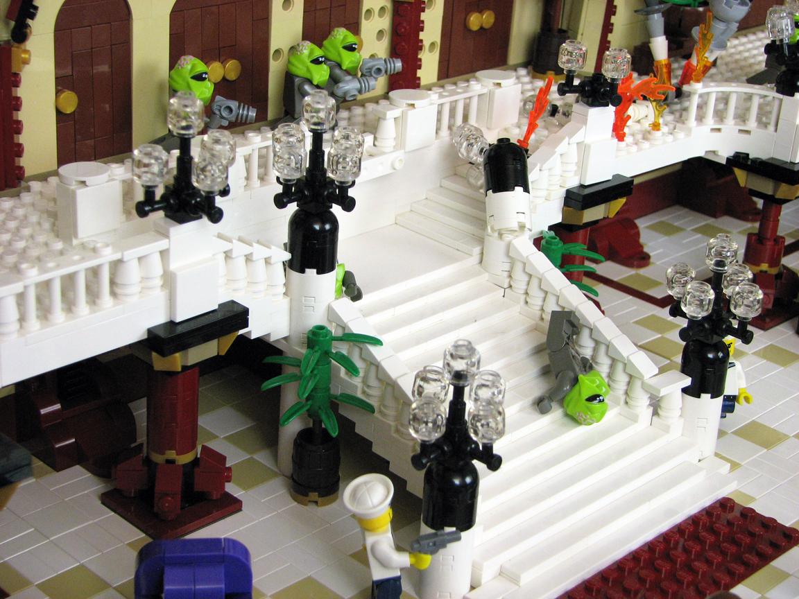 Lego El Quinto Elemento - 13