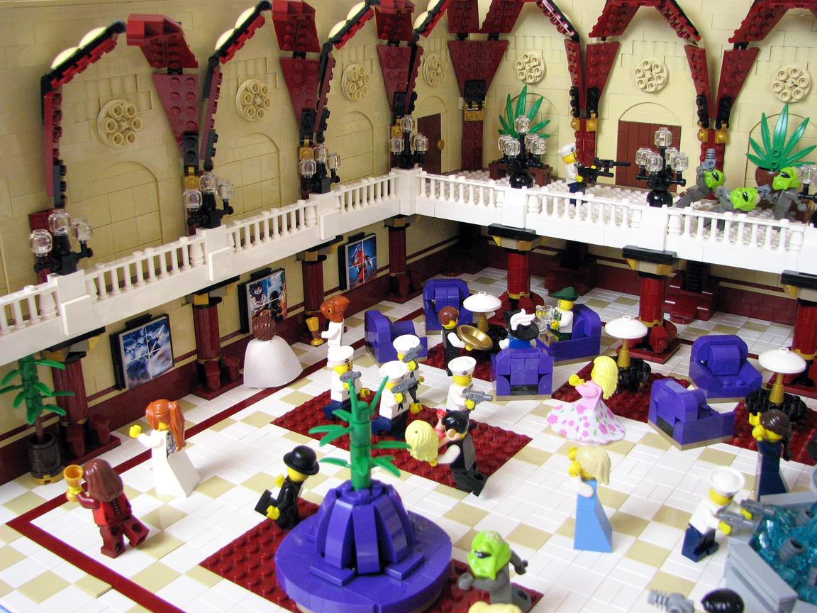 Lego El Quinto Elemento - 14