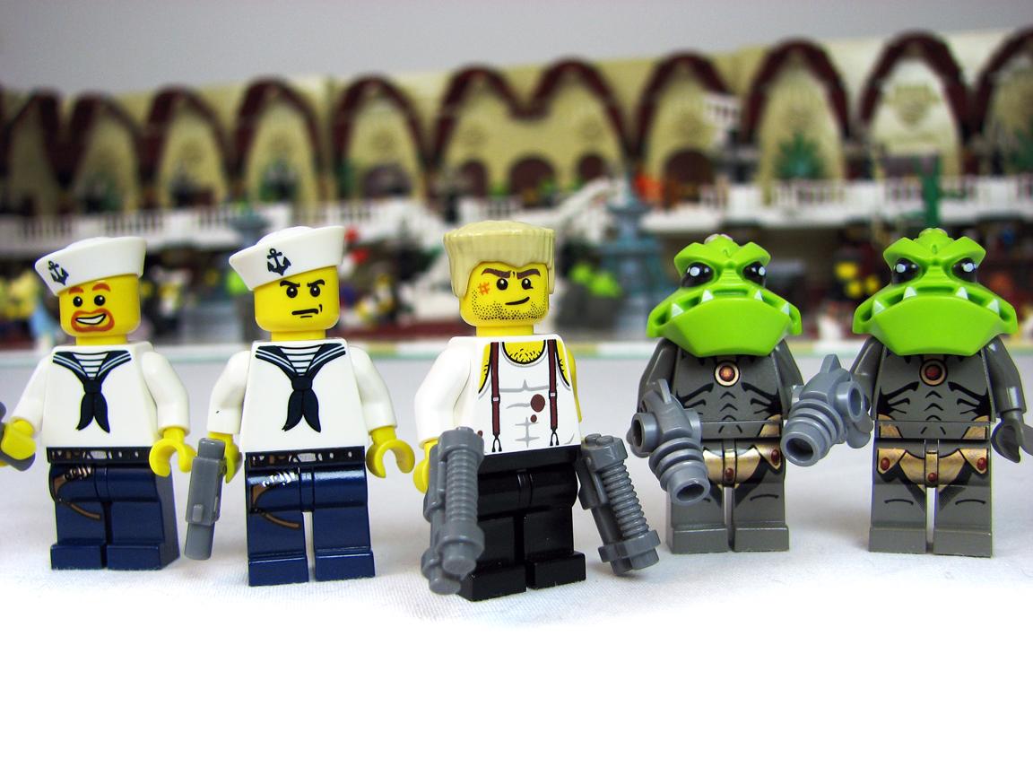 Lego El Quinto Elemento - 15