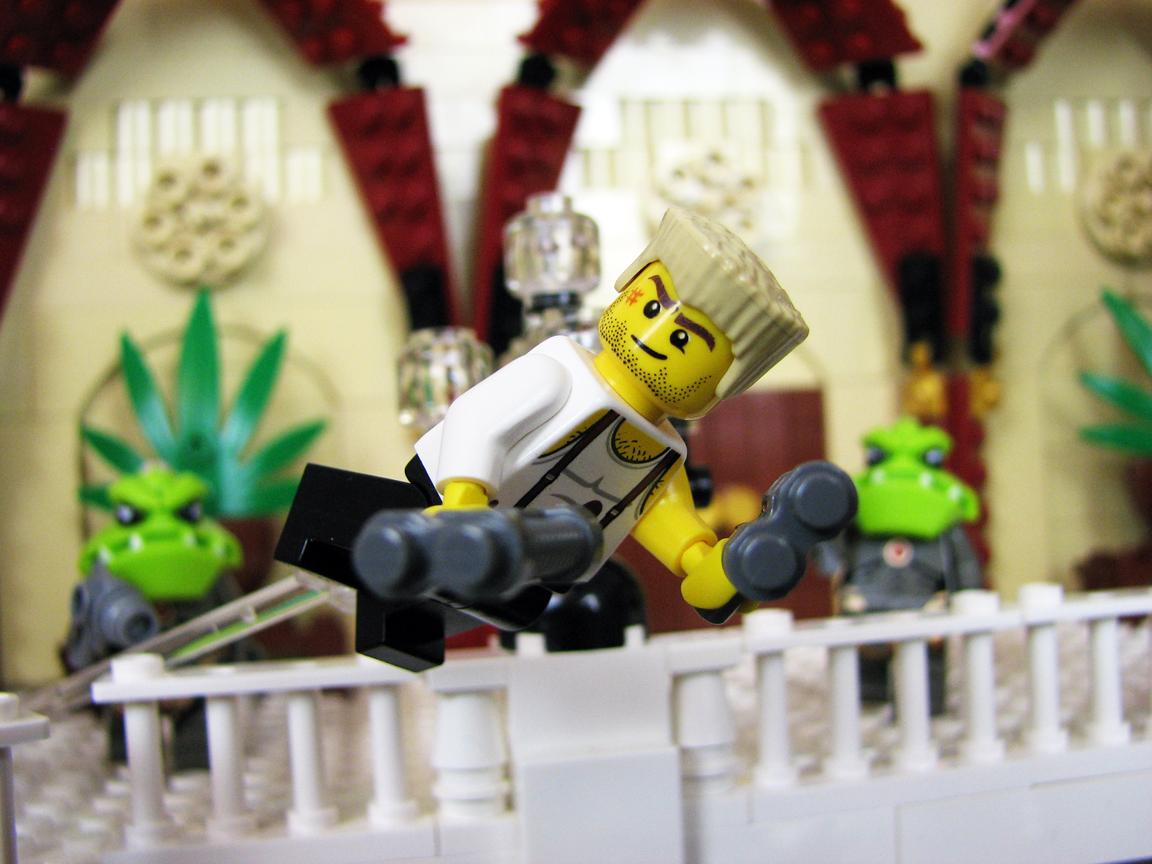 Lego El Quinto Elemento - 2