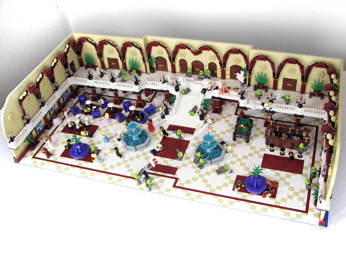 Lego El Quinto Elemento - 3