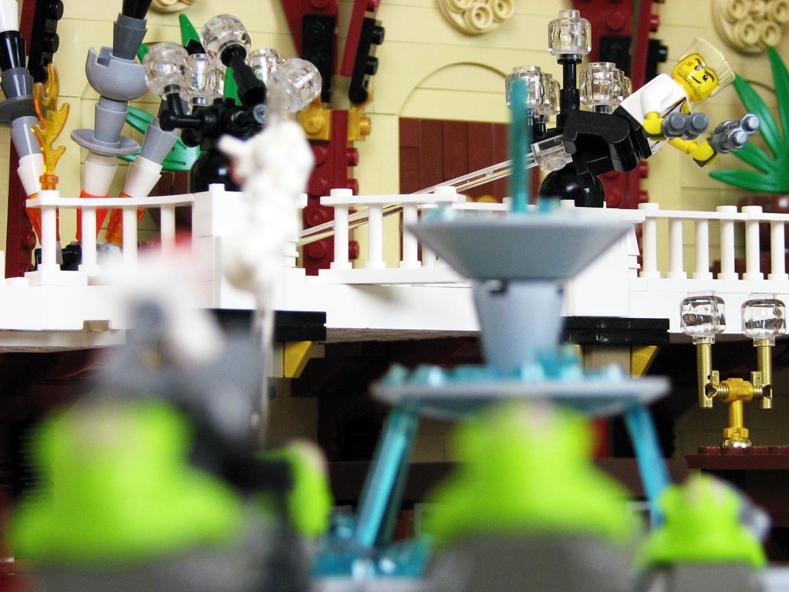 Lego El Quinto Elemento - 4