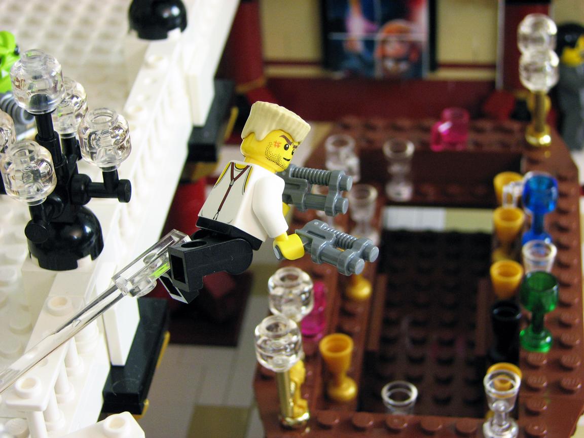 Lego El Quinto Elemento - 5