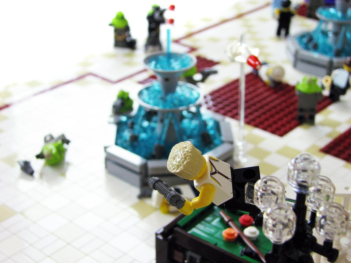 Lego El Quinto Elemento - 6