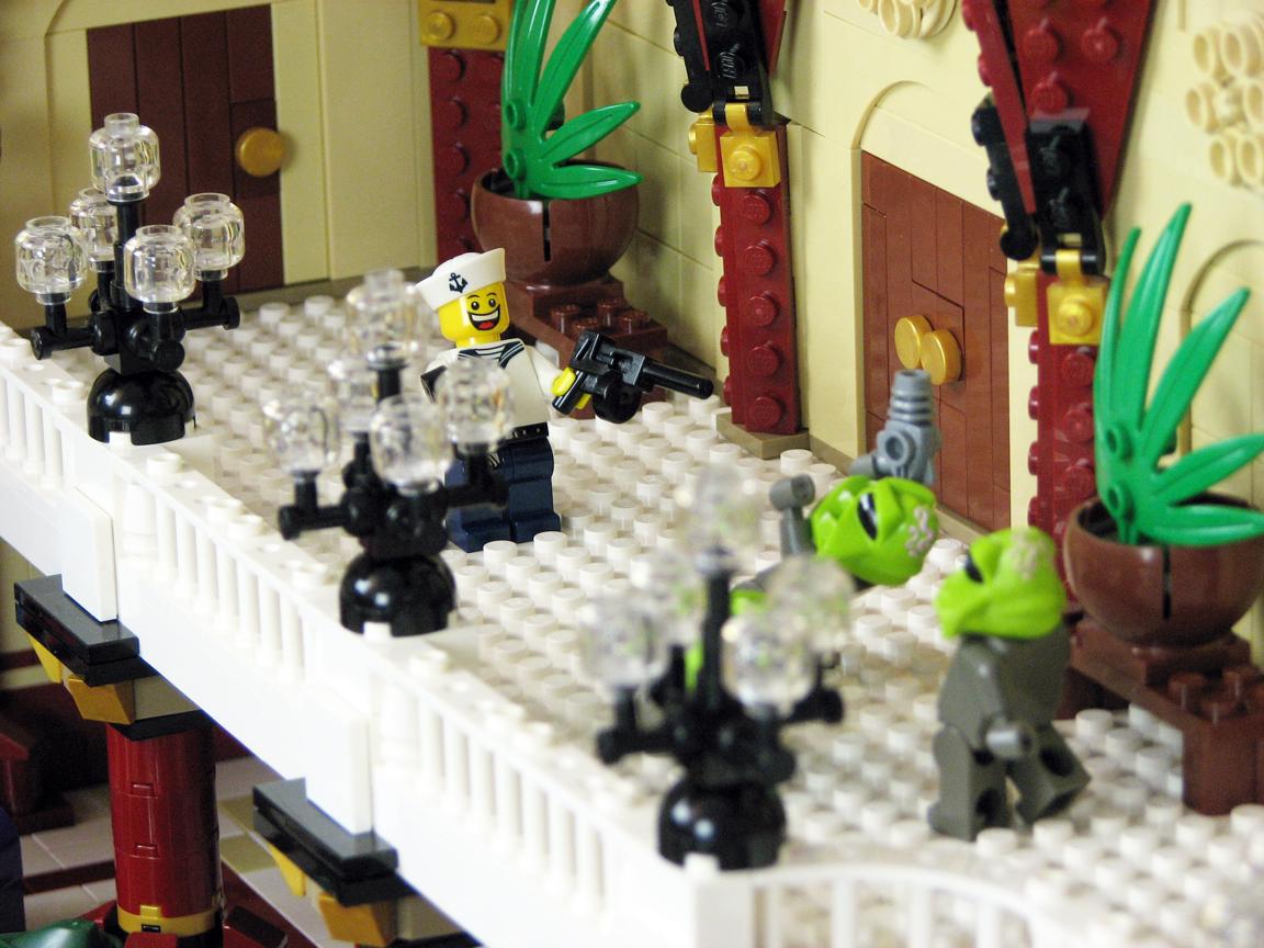Lego El Quinto Elemento - 8