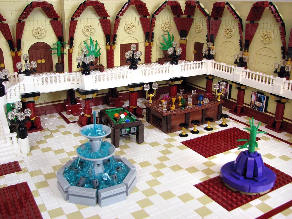 Lego El Quinto Elemento - 9