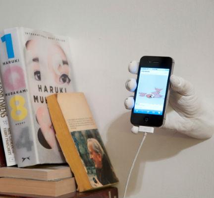 Mano para iPhone