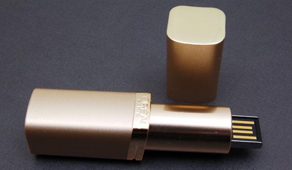 Pintalabios USB