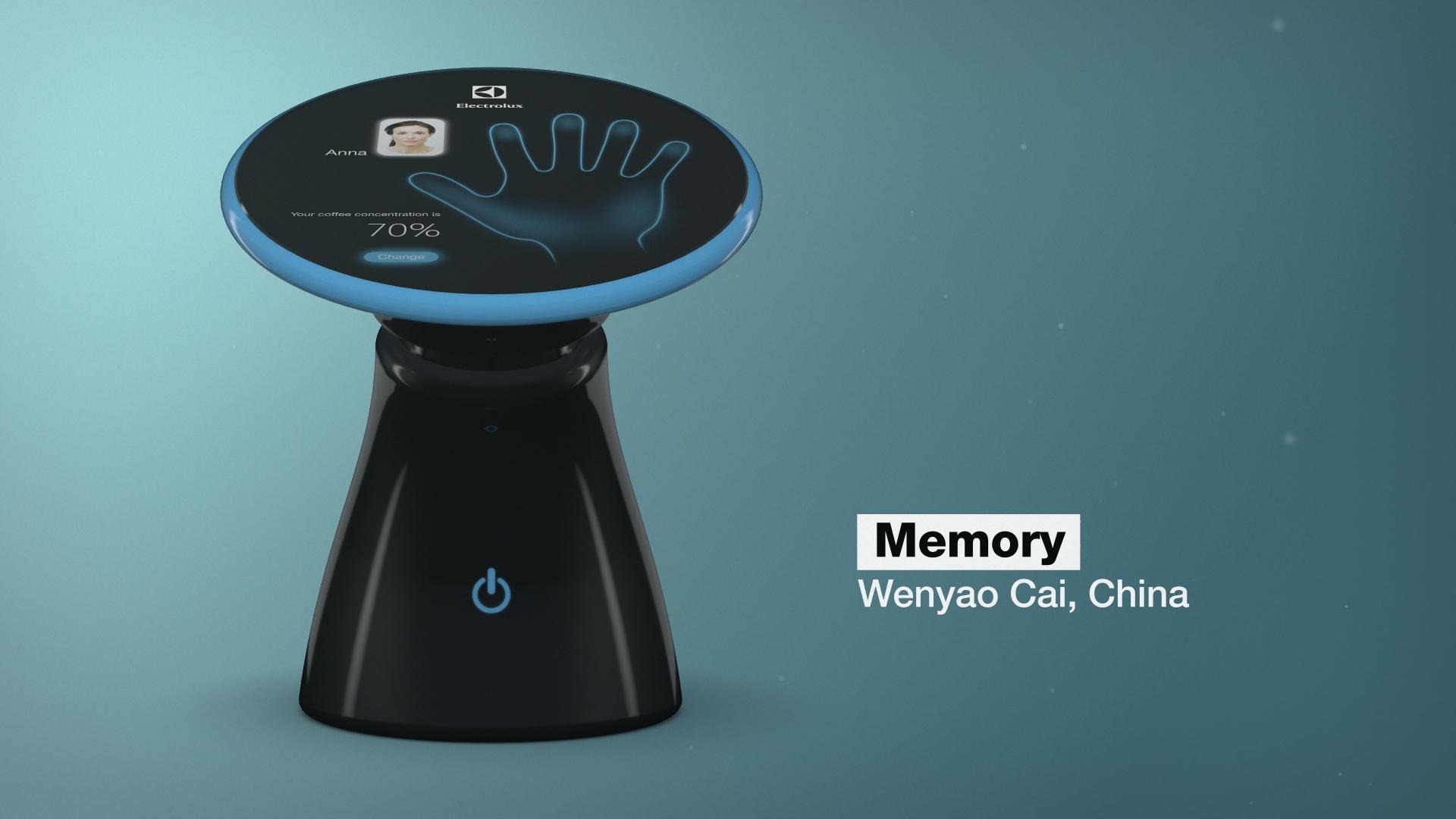 Máquina de café Memory