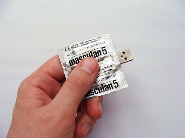 Preservativo USB