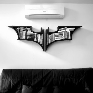 Estanteria Batman